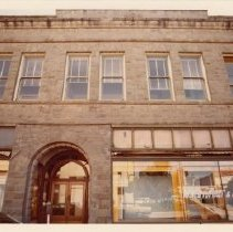 Image of Old Carithers Building, August 18, 1974