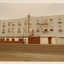 Image of Connor Hotel on Main St., November 9, 1975