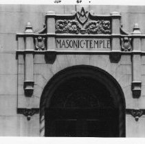 Image of 2012.68.20.70 - Masonic Temple, June 16, 1966