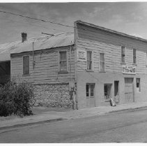Image of 2012.69.7.58 - St. Helena Feed and Seed in the William Tell Hotel and Saloon