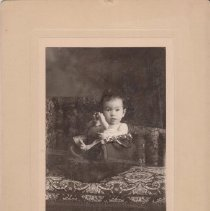 Image of 2015.2.21 - Portrait of an unidentified infant