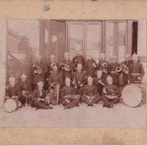 Image of 2015.2.22 - Portrait of the Juarez Napa Band