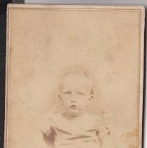 Image of 2015.32.10 - George E. Goodman Jr. as an infant