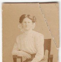 Image of 2010.2.27 - Portrait of Ethel Gibson