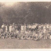 Image of 1979.60.2 - Group at the Amphibian Hole
