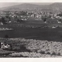 Image of 1983.5.24 - Napa from Sonoma Hills