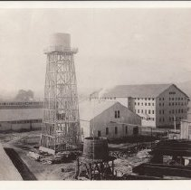 Image of 2000.29.55 - Sawyer Tannery and watertower