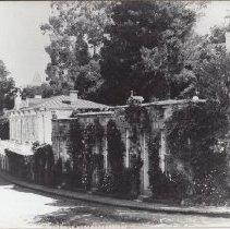 Image of 2002.43.151 - Lower Drive at Napa Soda Springs