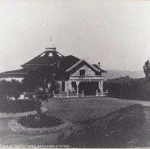Image of 2002.43.64 - Rotunda at Napa Soda Springs