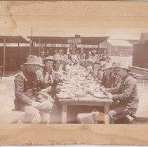 Image of 2006.06.8 - Napa National Guard dining