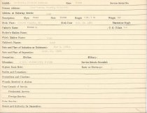 Image of Selective Service Record - X1994.63.143