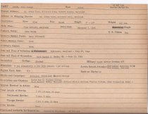 Image of Selective Service Record - X1994.63.181