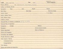 Image of Selective Service Record - X1994.63.183