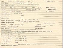 Image of Selective Service Record - X1994.63.24