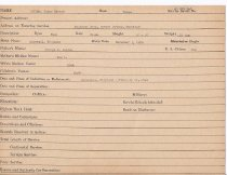 Image of Selective Service Record - X1994.63.60
