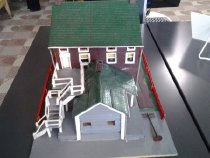 Image of LOAN 2013.2.2 Mill House Model