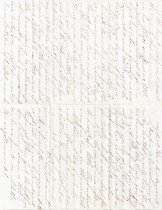 Image of 1864 Letter to mother from son at Ellicott Mills x1994.69.100.1 ( Page 2)