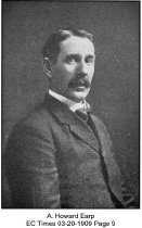 Image of A. Howard Earp