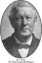 Image of B. F. Hess