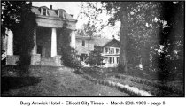Image of Burg Alnwick Hotel