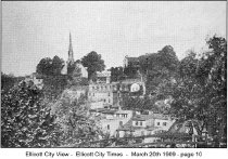 Image of Ellicott City View
