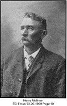 Image of Henry Mollman
