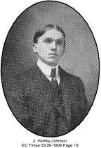 Image of J. Hartley Johnson