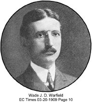 Image of Wade J. D. Warfield