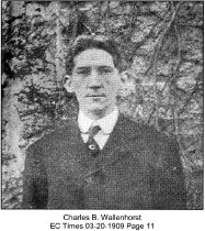 Image of Charles B. Wallenhorst