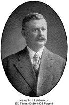 Image of Joeseph H. Leishear Jr.