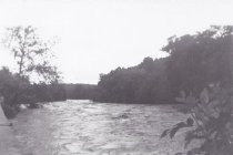 Image of Flood, 20th Century, Patapsco River