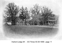 Image of Harlem Lodge #4