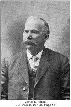 Image of James E. Hobbs