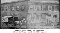 Image of August E. Stigler-Bakery and Confectionary
