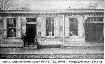 Image of John L. Clarks's Farmer Supply House