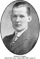 Image of Reuben D. Rogers