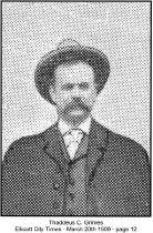 Image of Thaddeus C. Grimes