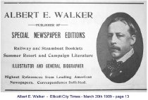 Image of Albert E. Walker