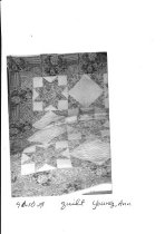 Image of Quilt - M1991.10.1