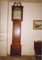 Image of Clock, Tall Case - M1995.8