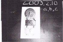 Image of Pin, Award - M2003.2.10.3