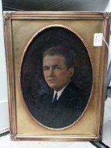 Image of Framed Portrait (Photo) - M2015.5.16