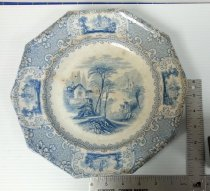 Image of Plate, Dinner - M1980.14.23