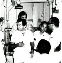 Image of Drs. Suskind, Mendoza, and Dr. Onofre Lopez de Silva, Jr.