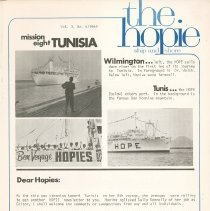 "Image of Newsletters - ""the hopie"" ship to shore - Tunisia"
