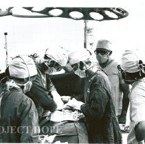 Image of General Surgery in the University through Hospital, Das Clinicas.