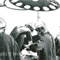 Image of Brazil Natal - Various scenes of general surgery in University Hospital, Das Clinicas