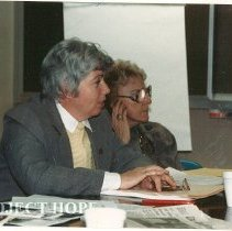 Image of 1986  Carol Fredriksen and Alice Mild