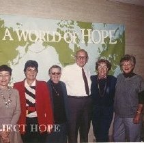Image of Judy Berner, Joanne Jene, Le Harrison, Sam Kron, Alice Mild, Jean Kohn