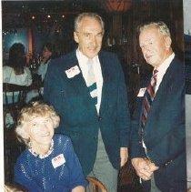 Image of Prisscilla Ellis, Eldon Ellis, Richard Brannan San Francisco 11/6/87